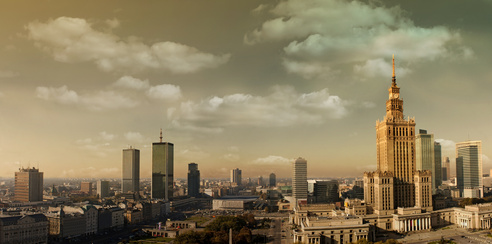 Warsaw© udra11 Fotolia.com  The startup scene in Poland