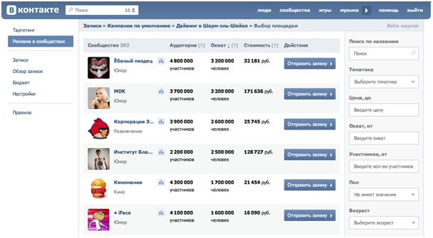 communities vk marketplace Top 6 reasons why VKontakte Paid Post Marketplace is not perfect