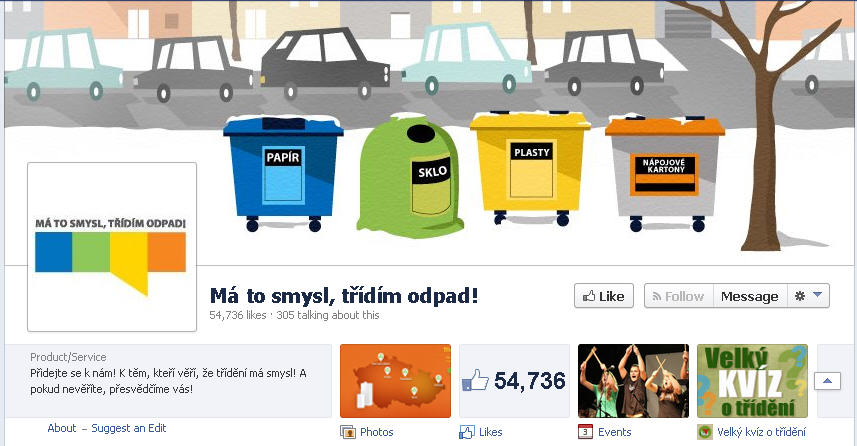 recycling Czech Effie: Social Media is again and again a surprise!