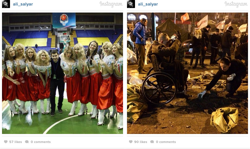 kiev instagram war photos 02 Kiev on Instagram: Before and After Euromaidan