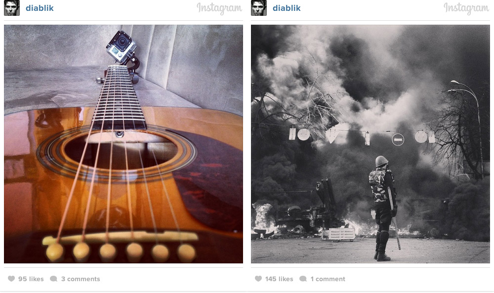 kiev instagram war photos 05 Kiev on Instagram: Before and After Euromaidan