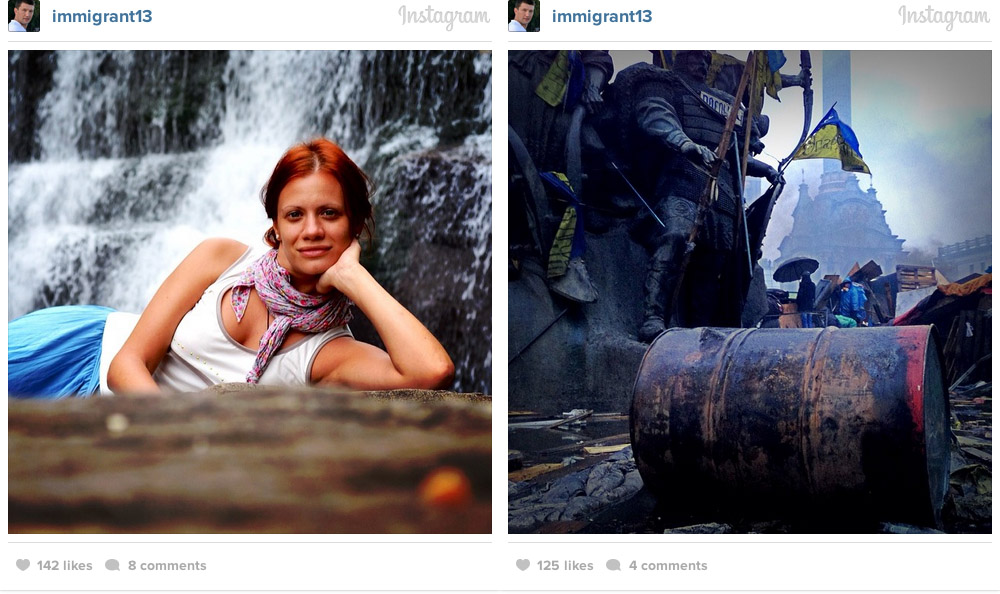 kiev instagram war photos 07 Kiev on Instagram: Before and After Euromaidan
