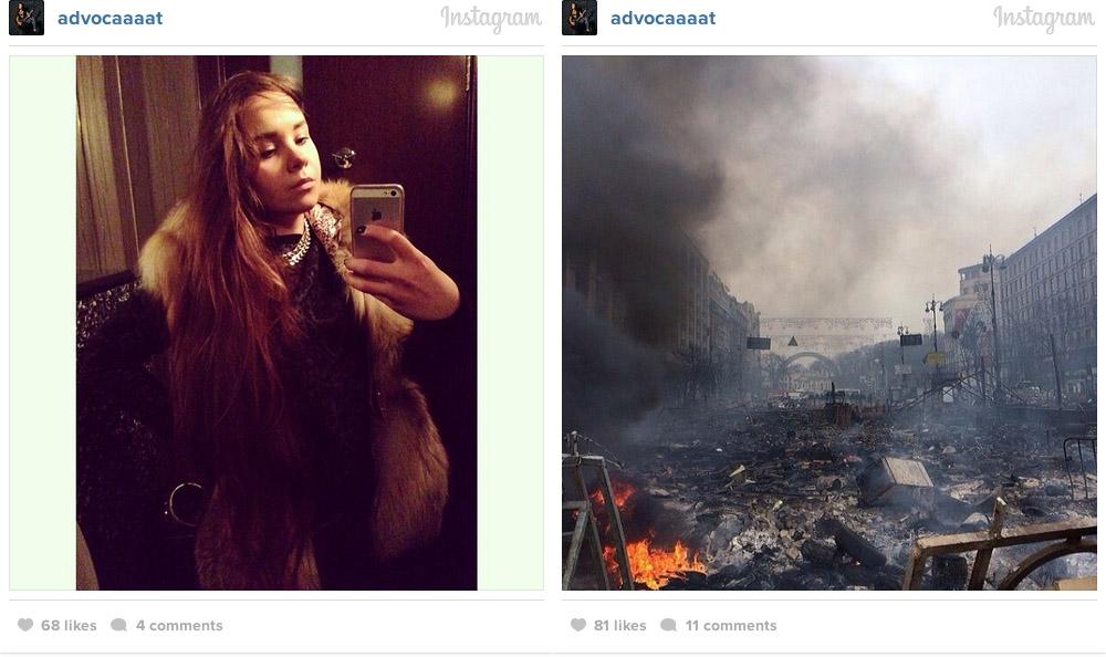 kiev instagram war photos 08 Kiev on Instagram: Before and After Euromaidan