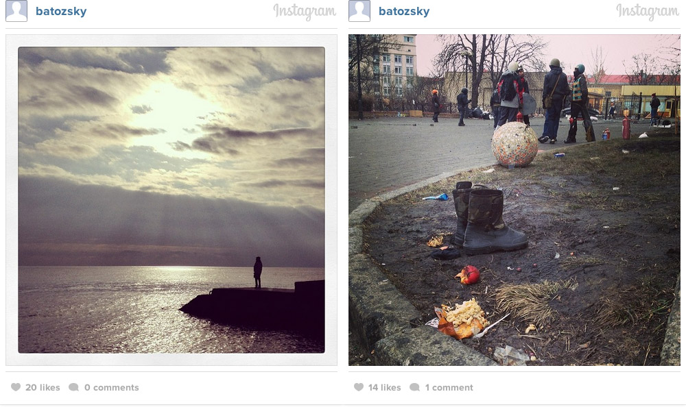 kiev instagram war photos 09 Kiev on Instagram: Before and After Euromaidan