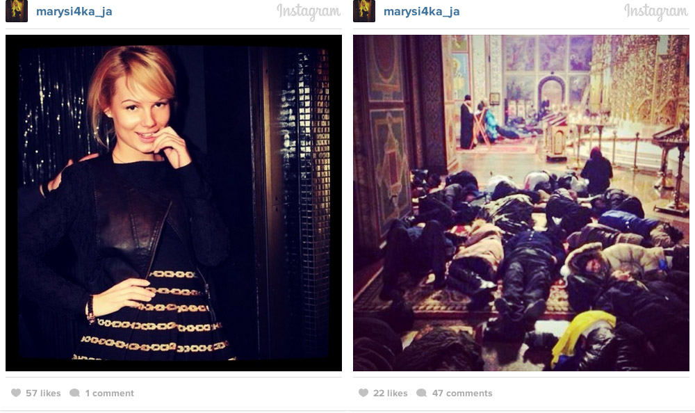 kiev instagram war photos 10 Kiev on Instagram: Before and After Euromaidan