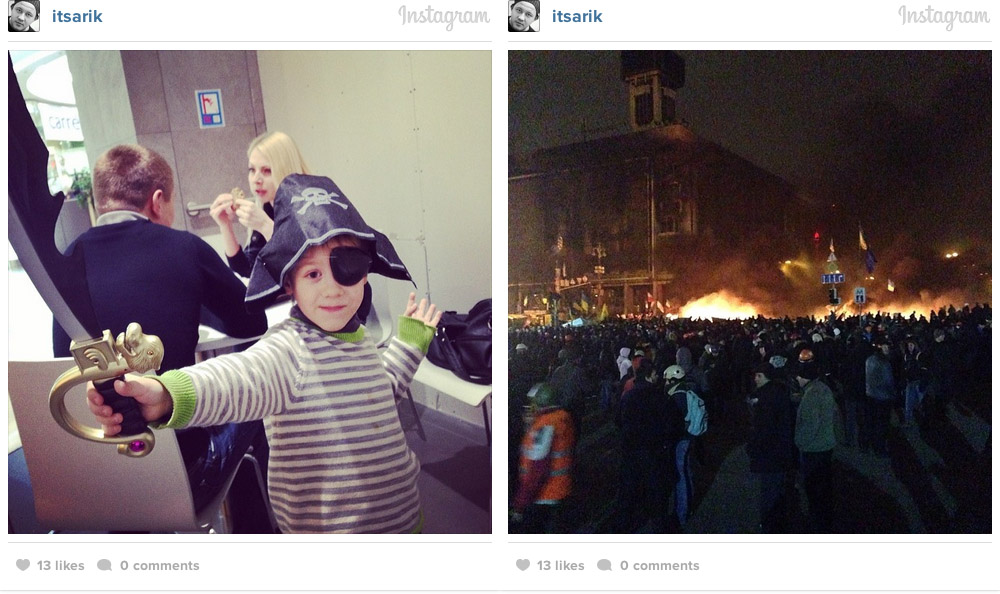 kiev instagram war photos 11 Kiev on Instagram: Before and After Euromaidan