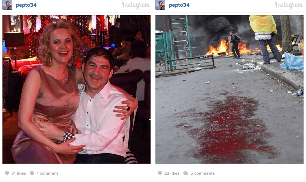 kiev instagram war photos 12 Kiev on Instagram: Before and After Euromaidan