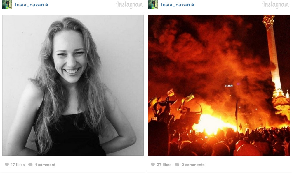 kiev instagram war photos 13 Kiev on Instagram: Before and After Euromaidan