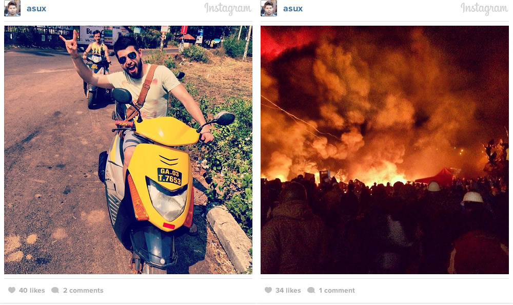 kiev instagram war photos 14 Kiev on Instagram: Before and After Euromaidan