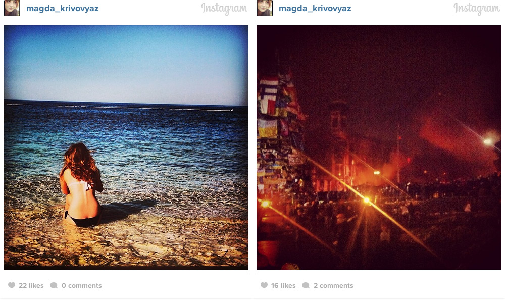 kiev instagram war photos 22 Kiev on Instagram: Before and After Euromaidan