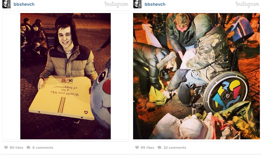 kiev instagram war photos 26 Kiev on Instagram: Before and After Euromaidan