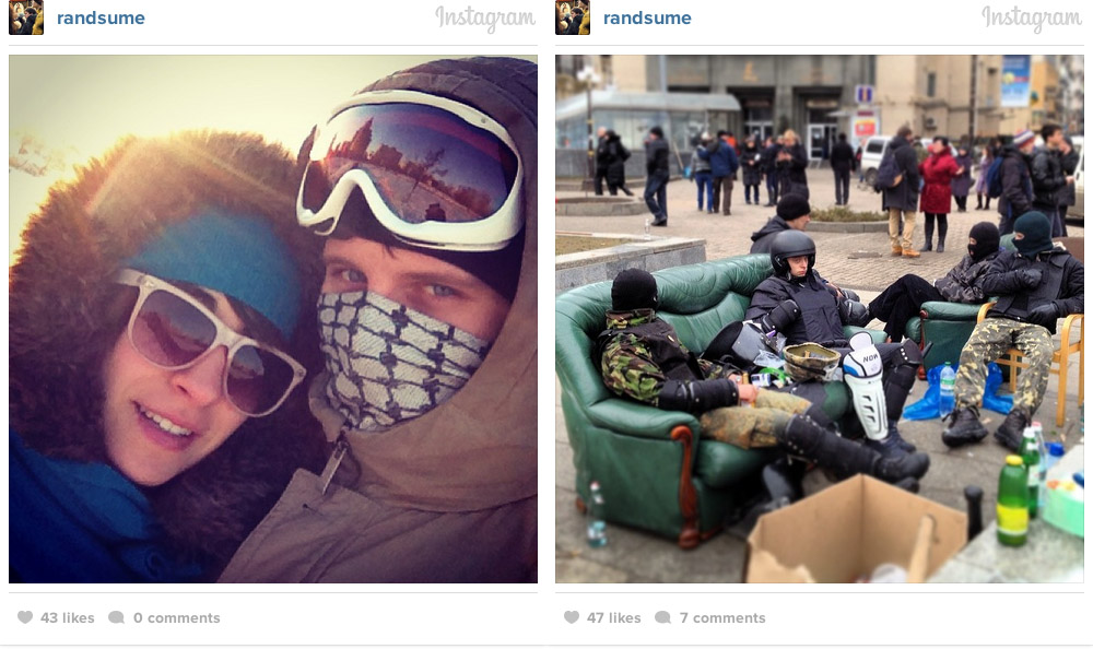 kiev instagram war photos 32 Kiev on Instagram: Before and After Euromaidan
