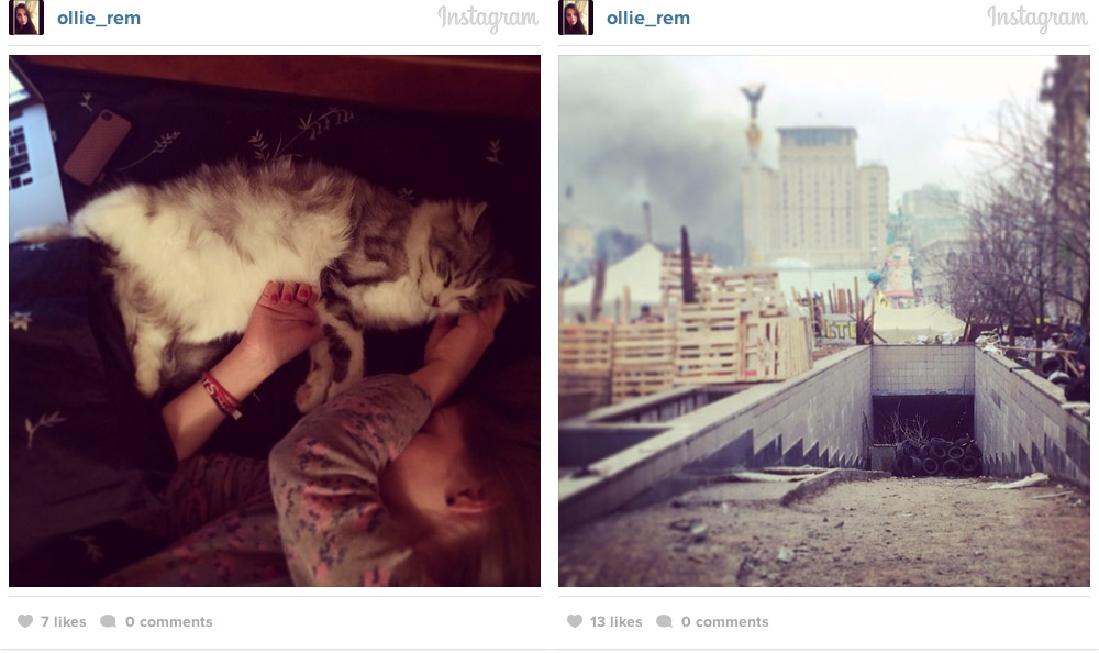 kiev instagram war photos 33 Kiev on Instagram: Before and After Euromaidan